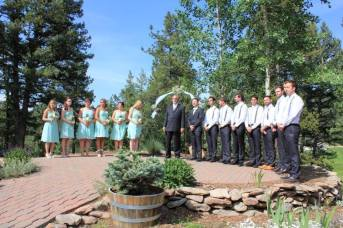 Wedding Evergreen